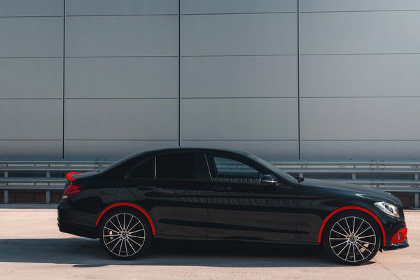 Mercedes C-Class Exterior Conversion