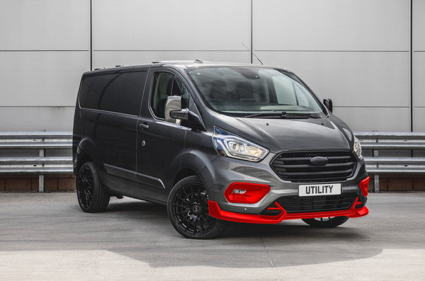 Ford Transit Custom Exterior Conversion