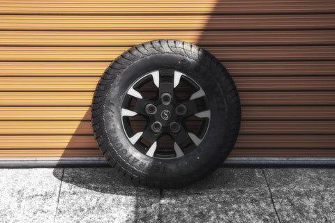 Land Rover Classic Defender Alloy Wheel 8x17