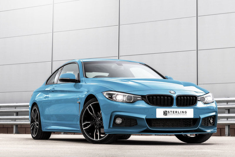 BMW 4 Series - Type S Exterior Conversion