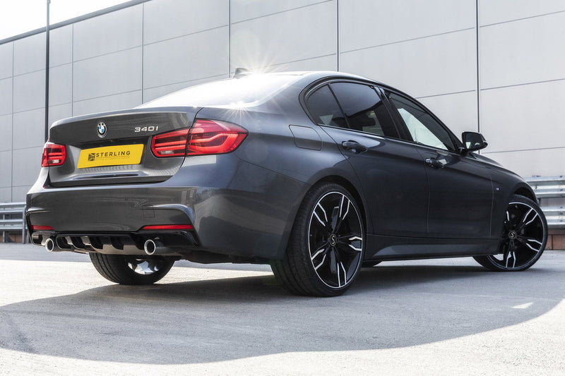 BMW 3 Series - Type S Exterior Conversion
