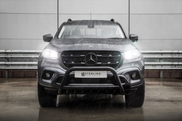 Mercedes-Benz X-Class Exterior Conversion