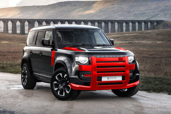 Land Rover New Defender 110 Exterior Conversion
