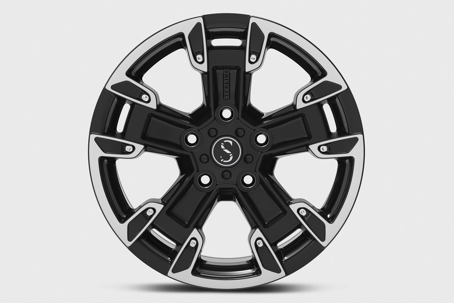 Sterling Jeep JL Alloy Wheel 8x17