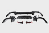 BMW 3 Series 340i Competition Style Rear Diffuser (G20) - Twin Tailpipe Twin Exit