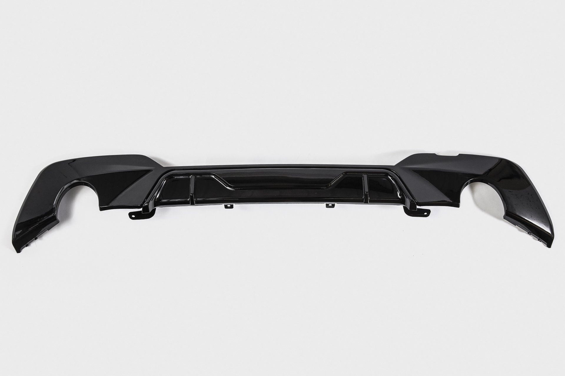 BMW 3 Series M Performance Style Rear Diffuser (G20/G21) - Single Tailpipe Twin Exit