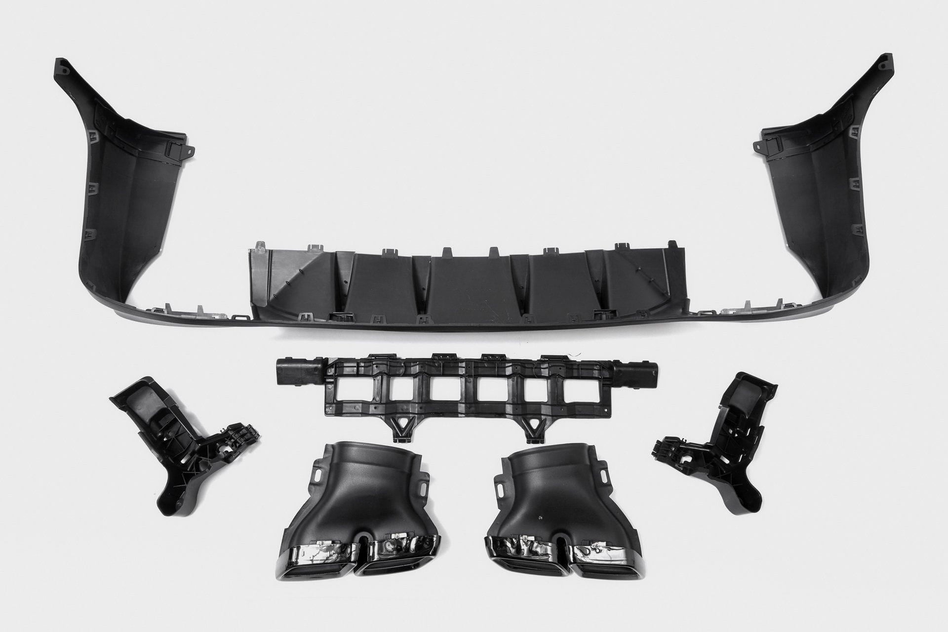 Mercedes-Benz GLC 250 Rear Diffuser (X253)