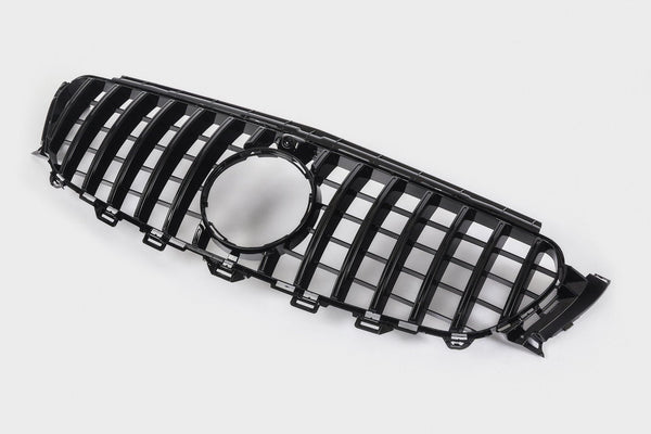 Mercedes-Benz E-Class Panamericana GTR Style Grille (W213 with camera)