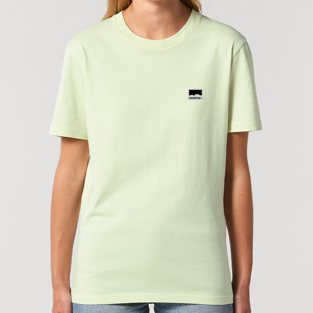 Great Gable - T-shirt - Stem Green