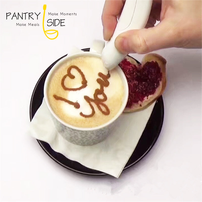 Decoration Pen for Coffee Maker