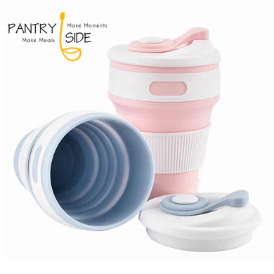 Portable Silicone Cup