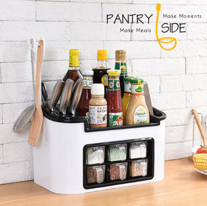 Multi-functional Kitchen Shelf
