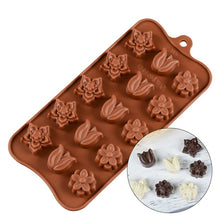Load image into Gallery viewer, SILIKOLOVE Silicone Chocolates Mold
