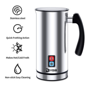Automatic Milk Frother Maker