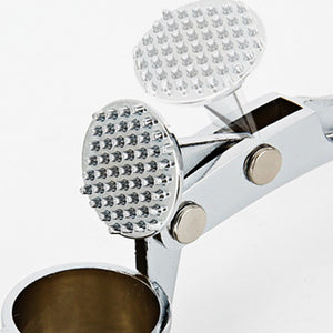Stainless Steel Garlic Press Crusher