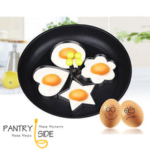 Load image into Gallery viewer, Stainless Steel Egg Shaper