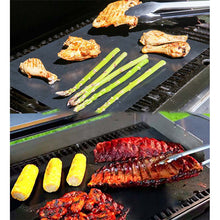 Load image into Gallery viewer, Reusable Non-Stick BBQ Grill Mat Pad (1pc)