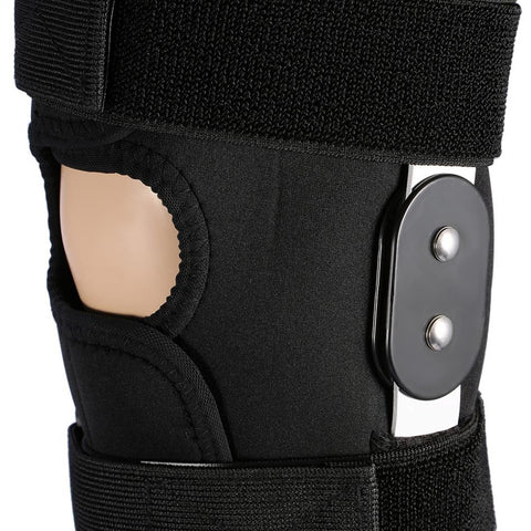 KneeAssist is a knee brace for arthritis and knee injuries made with comfortable, breathable fabric