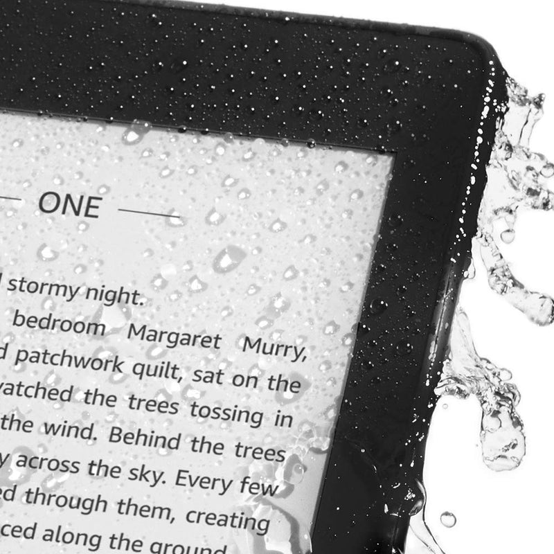 Kindle Paperwhite – Now Waterproof with 2 x the Storage