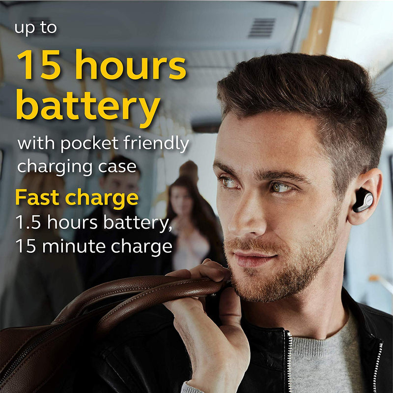 Jabra Elite 65t Earbuds – Alexa Enabled