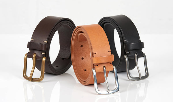 Introducing Awling: Handmade Belts For The Modern Man