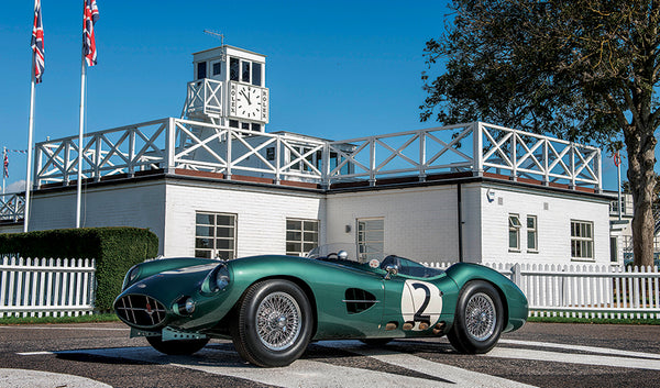 Aston Martin DBR1 Recreation