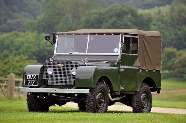 1949 Land Rover Series One 80″