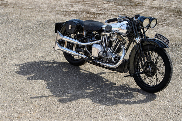 1930 Brough Superior 680 OHV