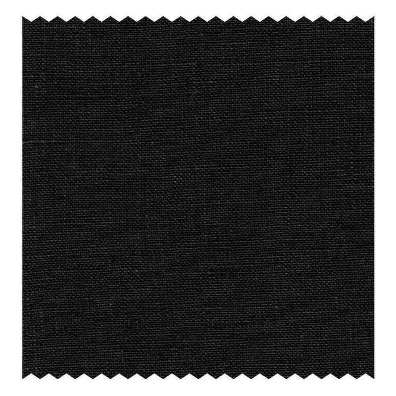 Black 8.0 oz Scabal Linen