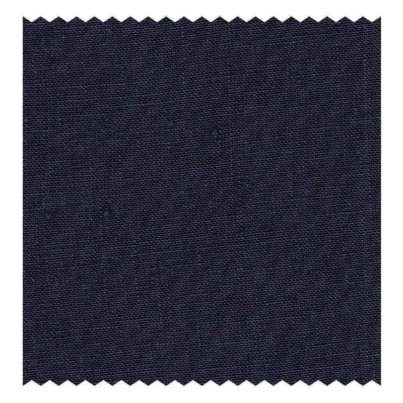 Navy 8.0 oz Scabal Linen