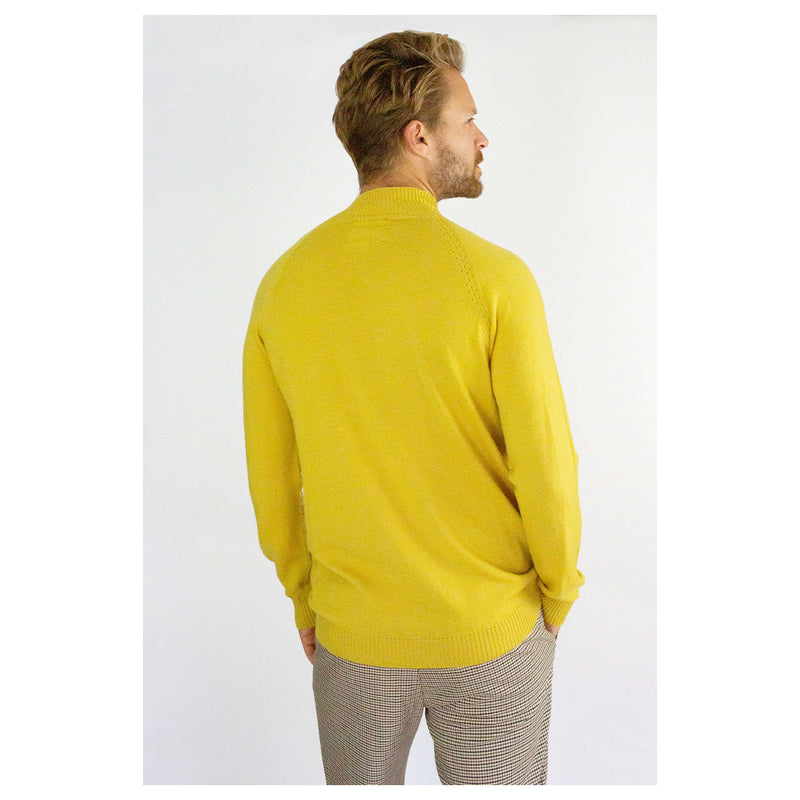 Saffron Beauford Funnel Neck
