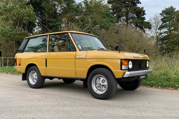 1976 Range Rover 2 Door 320BHP Re-Engineered 'Sleeper'