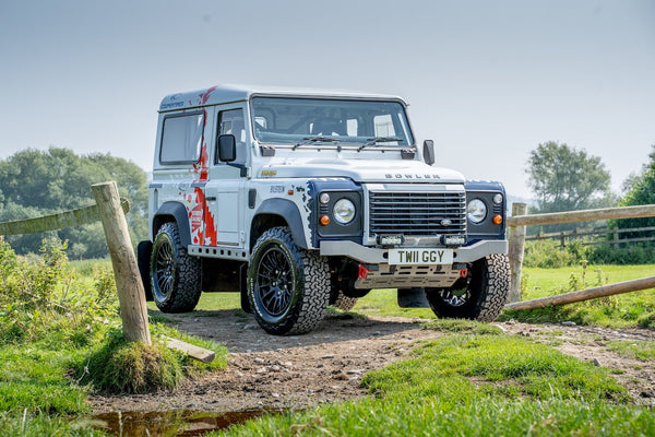 2014 Land Rover Defender 90 Bowler Rally Motorsport Challenge
