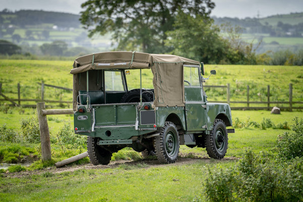 1953 Land Rover Series I 80""