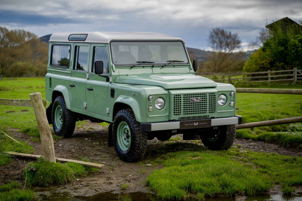 2014 Land Rover Defender 110 Station Wagon Heritage Edition