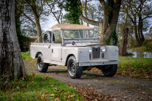 "1959 Land Rover Series 2 109"" Pickup"