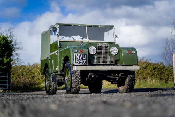 1958 Land Rover Series 1 80""