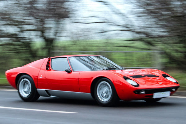 1967 Lamborghini Miura P400 - S Specification