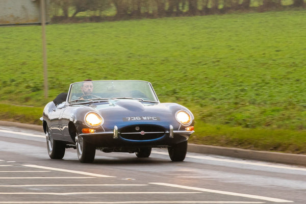 1961 Jaguar E Type Series 1 Roadster - 'Flat Floor'