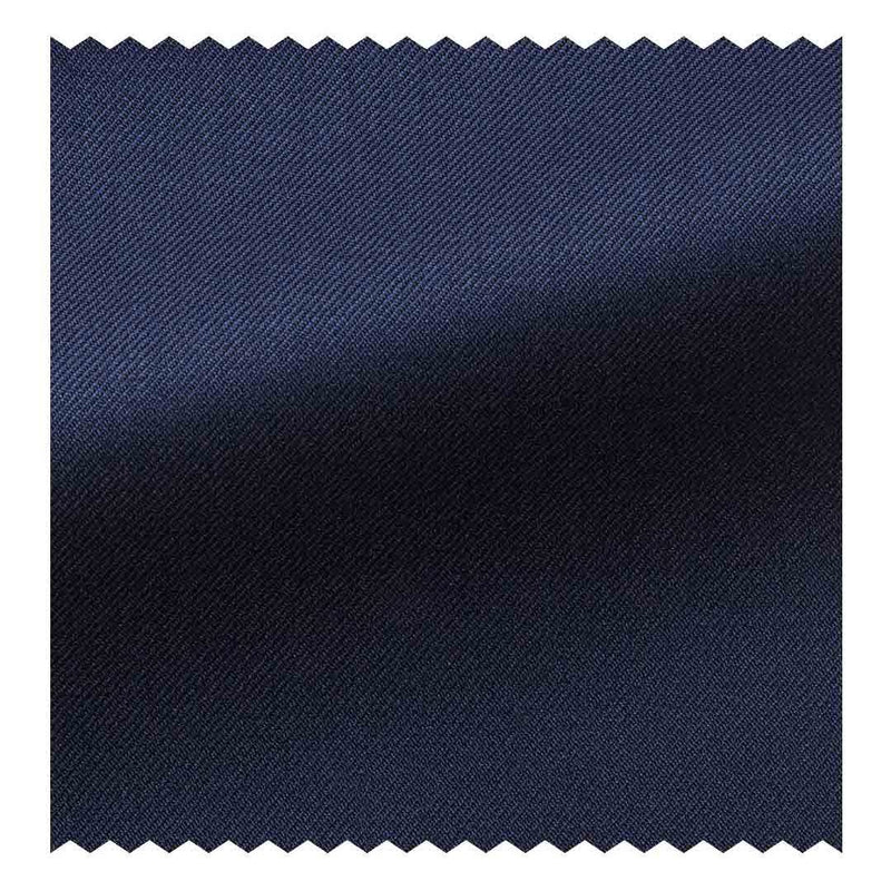 Bright Navy Twill Four Seasons (130'S)