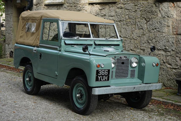 "1962 Land Rover Series 2a 88"" Soft Top"
