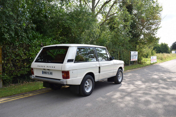 1991 Kingsley Re-Engineered Range Rover Classic 2 Door 4.6