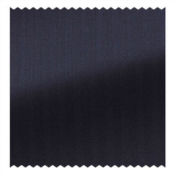 Navy Herringbone Four Seasons