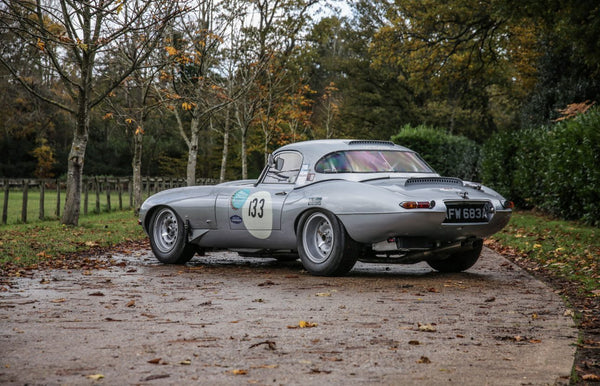 1963 Jaguar E-Type 3.8 Series 1 Semi Lightweight 'FIA'