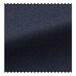 Navy Sharkskin 12.5 oz Super 120's
