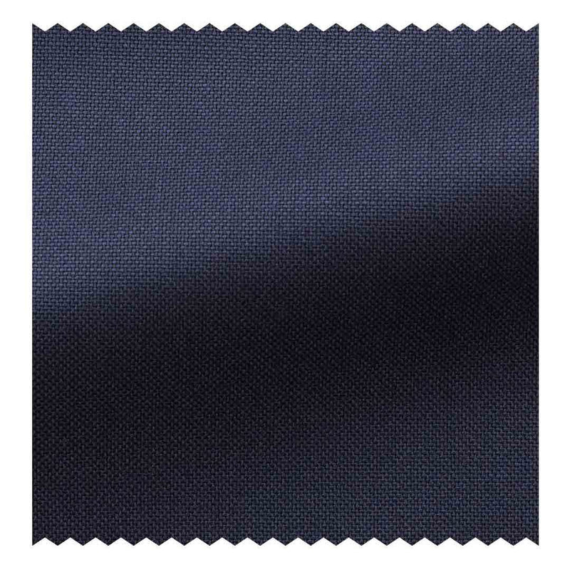 Navy Plain Weave 12.5 oz Super 120's