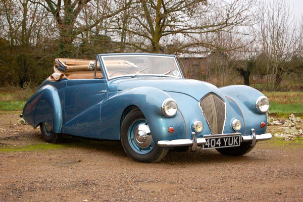 1951 Healey Abbott DHC