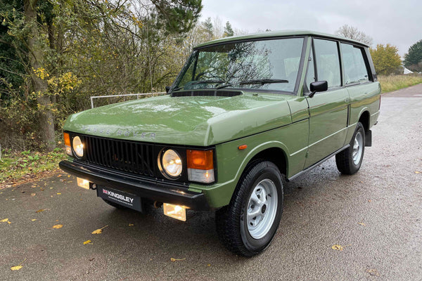 1981 Range Rover 2 Door - Exceptional Original Condition
