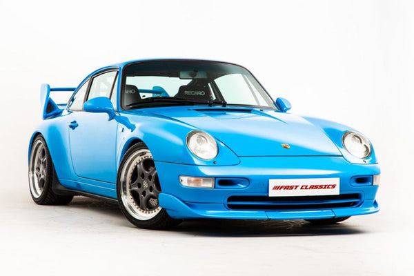 1995 Porsche 993 RS Evocation