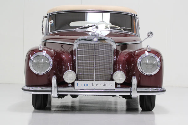 1952 Mercedes 300S A Cabriolet